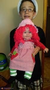 Strawberry Baby Halloween Costume Strawberry Shortcake Costume Babies Costumes
