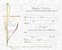 religious certificates mckay church goods