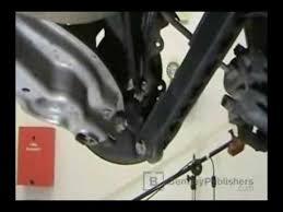 2006 bmw 325i brakes bmw 3 series e90 2006 2010 parking brake cable removal diy