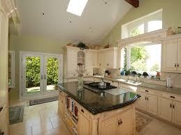 appliances elegant ceramic floor with large kitchen islands and