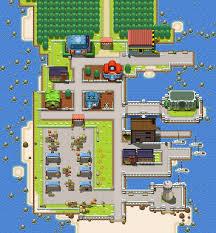 Sinnoh Map Poke U0027japan Version 3 By Niknaks93 On Deviantart
