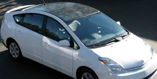 toyota prius moonroof toyota prius photo voltaic roof solar powered pr