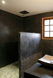 béton ciré sur carrelage mural cuisine salle de bain moderne en béton ciré sur carrelage