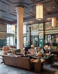 Restaurant Map New Orleans by How Ace Hotel Is Changing Cities Across The U S Lobbies Hotel