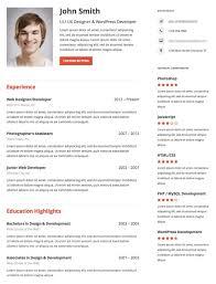 Create An Online Resume 15 Ways To Create An Online Resume U2013 Wp Theme Roundups