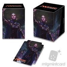 ultra pro magic the gathering 100 deck box commander 2017 v4