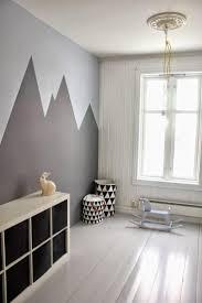 chambre enfant noir et blanc chambre parme et blanc