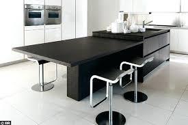ilot cuisine avec table table ilot central cuisine ilot central table manger 4 cuisine