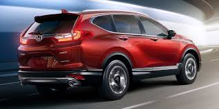 suv honda inside 2017 honda cr v unveiled new 190 hp 1 5l turbo engine premium