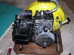 old mcculloch generator