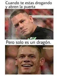 Memes De John Cena - cuánto cabrón un alivio muy grande