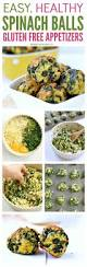 spinach balls recipe spinach balls party appetizers and clean