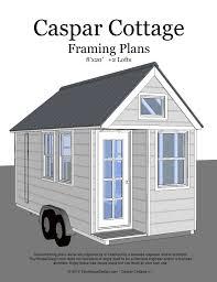 buy tiny house plans tiny house on wheels diy plans diy pinterest tiny houses