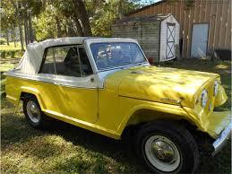 jeep commando custom 1967 jeep commando 4 x 4 convertible for sale classiccars com