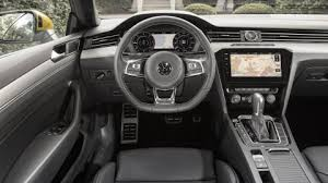 volkswagen inside volkswagen arteon interior layout infotainment top gear