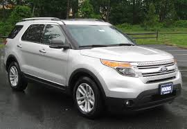 Ford Explorer Ecoboost - ford explorer wikipedia