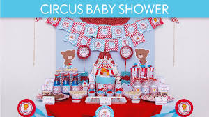 circus baby shower circus baby shower ideas showers girl vintage stock