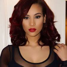 what color is cyn santana new hair color red alert be bold be bright 40 hair colors to try now hair