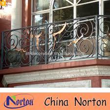 Indoor Balcony Cast Iron Staircase Railings Cast Iron Staircase Railings