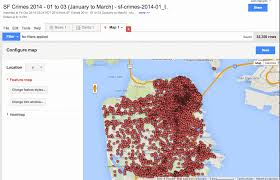 Google Maps San Francisco by Introduction To Data Mapping With Fusion Tables Public Affairs