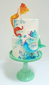 mermaid cakes mermaid class nevie pie cakes