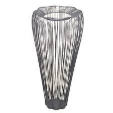 Large Metal Vase Rowan Large Metal Vase Free Shipping Today Overstock Com