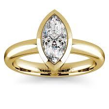 marquise diamond engagement rings most popular marquise diamond settings