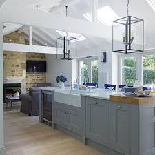 modern kitchen latest blue design ideas kitchens with resolution