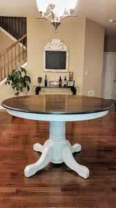 Best Oak Table Ideas On Pinterest Refinish Table Top - Refinish dining room table