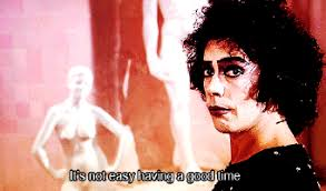 Rocky Horror Meme - rocky horror picture show gifs get the best gif on giphy