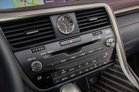 lexus rx 450h body kit 2016 lexus rx 350 u0026 450h first drive