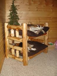 Make Wood Bunk Beds by Best 25 Dog Bunk Beds Ideas On Pinterest Dog Beds Dog Rooms