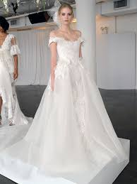 marchesa bridal marchesa fall winter 2018 collection bridal fashion week photos