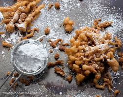 easy to make funnel cake eazy peazy mealz