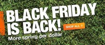 spring black friday sales home depot home depot spring black friday sale starts today the coupon