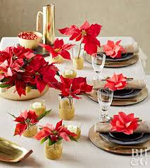 ideas how to decorate christmas table fabulous ideas for christmas tables