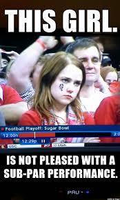 Angry Girl Meme - angry ohio state girl meme on imgur