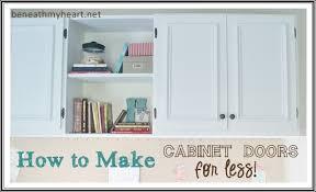 Do It Yourself Cabinet Doors Marvelous How To Make A Kitchen Cabinet Door Remodeling Fairfax Va