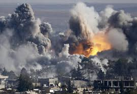 Likely Syrian Missile Targets In Google by The Us Is Killing More Civilians In Iraq And Syria Than It