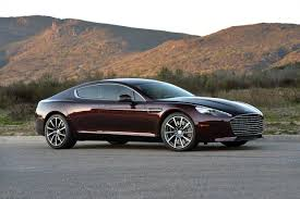 used aston martin used 2017 aston martin rapide s sedan pricing for sale edmunds