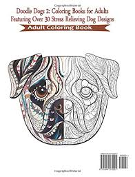 amazon 2 doodle dogs coloring books featuring 30