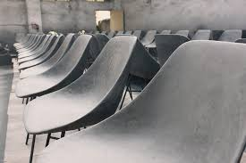 in design furniture d u0027hauteville concrete chair by julie legros and henri lavallard