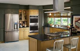pictures of stainless steel appliances in kitchens bamboo carpet