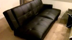 Faux Leather Futon Furniture Nice Futons Sofa Bed Walmart Leather Futon Walmart