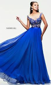 short hair sherri hill sherri hill embroidered and multi colored evening wear designers