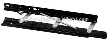 table extension slide mechanism heavy duty spring single side lifting table slide table extension