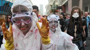 Walking Dead Halloween Costumes Realistic U201cthe Walking Dead U201d Ranking Pop Culture U0027s Worst