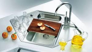 Space Saving Kitchen Sinks by Corner Kitchen Sink U2013 Efficient And Space Saving Ideas For The Kitchen