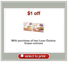 lean cuisine coupons lean cuisine coupons i publix