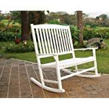 amazon com cushion rocking chairs chairs patio lawn u0026 garden
